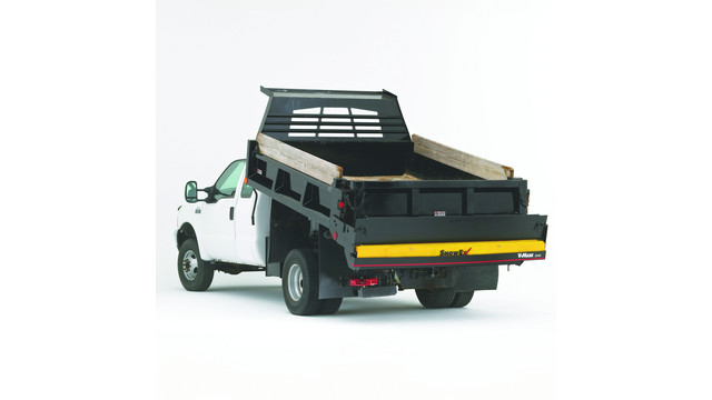 Spreader Options for Dump Bodies