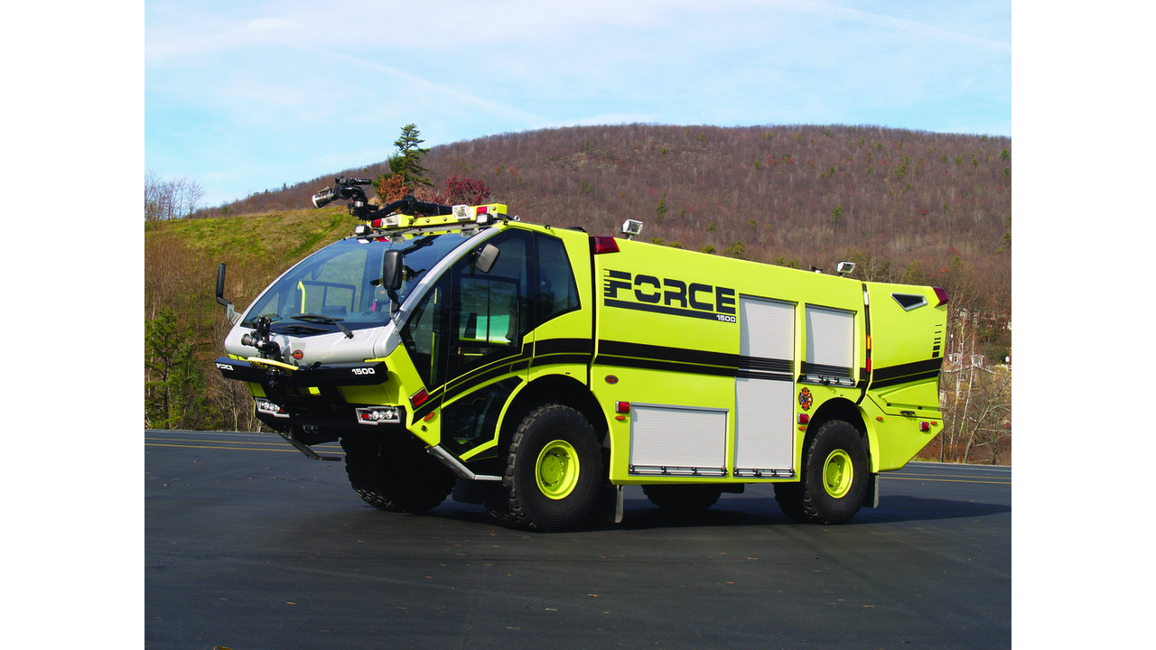 Force Series Arff Vehicles Aviationpros Com
