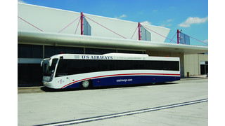 Low Floor Airside Buses