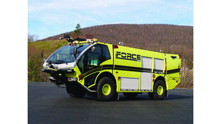 FORCE Series ARFF Vehicles