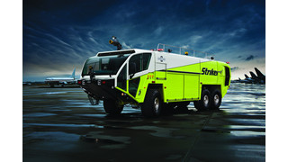 Striker ARFF Vehicle