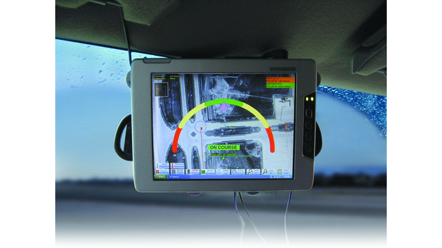 EagleEye Driver's Enhanced Vision System