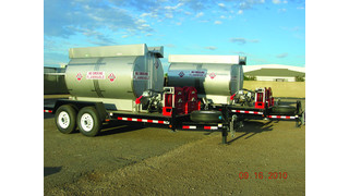 Mobile Fuel Trailers