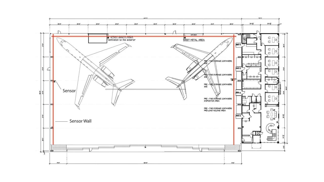 100 Hangar Home Floor Plans Medcottage Floor Plan