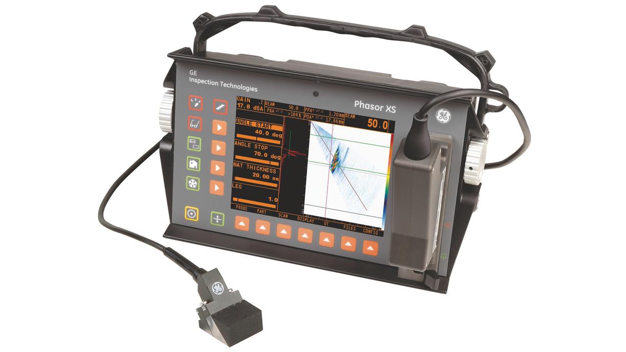 Phasor Xs Ultrasonic Flaw Detector Aviationpros Com