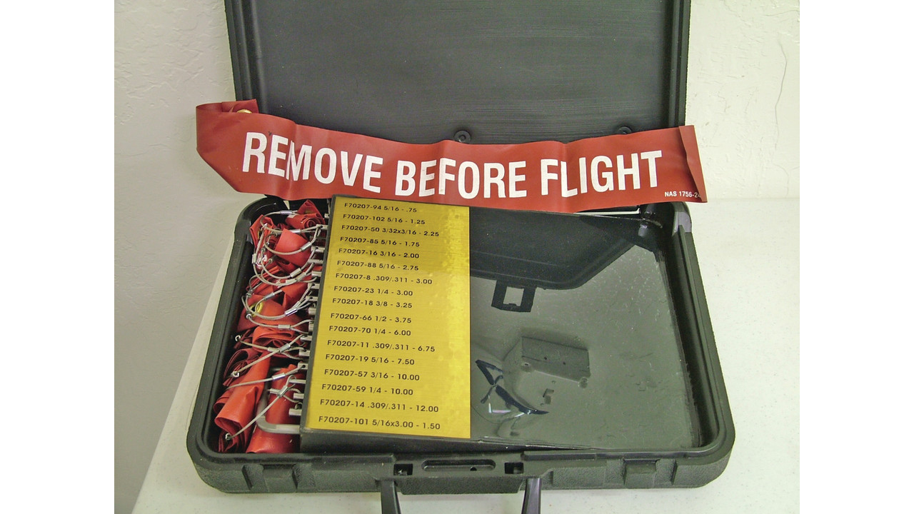 Rig Pin Kit System Tool Organizer Aviationpros Com