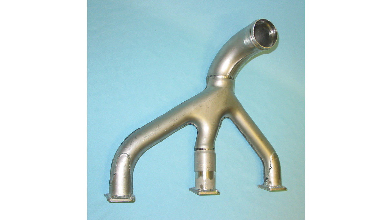 Wall Colmonoy Aircraft Exhaust Systems Aviationpros Com