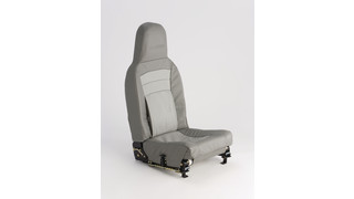 Aero seat cushion systems