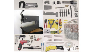 aircraft sheet metal tool kit