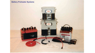 Battery Preheat System