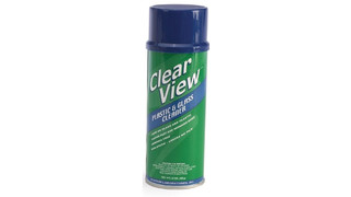 Clear View polish and protectant