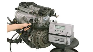 H2000 leak detector