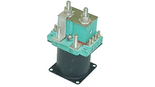 Hartman A-1077-series Relay Repair