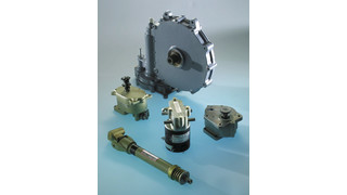 Flap Motors, Gearboxes, and Actuators