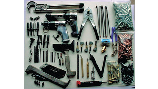 Master sheet metal tool kit