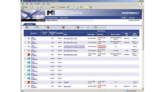Mxi Maintenix MRO software