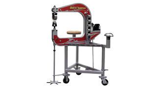 QuickShaper metalworking machine