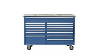 Steelhead Design MTech rolling cabinet