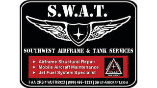 SWAT Fuel system repair