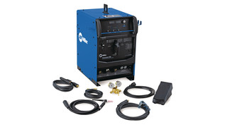 Syncrowave 200 TIG/stick welder