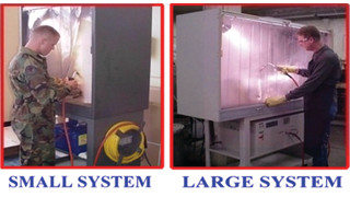 Cleaner/Waste management system