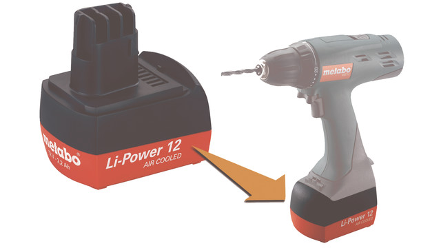 lithium-ion batteries for cordless tools
