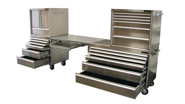 MTech shop storage system