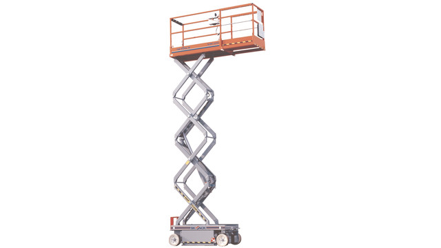 SJIII compact aerial work platforms