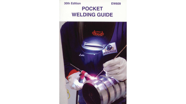 Pocket Welding Guide