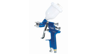 Compact Mini touchup spray gun