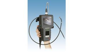 Hawkeye video borescope