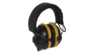 Noisebuster safety earmuffs