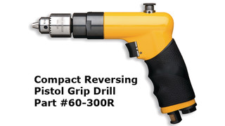 Pan American nova compact pistol grip drill