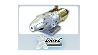 X-Drive Lycoming Starter