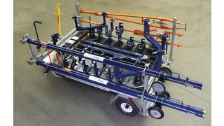 Towbar trolley
