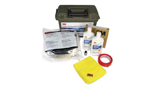 3M paint restoration kit