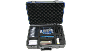 Aviation Fiber Optic Inspection & Cleaning Kit