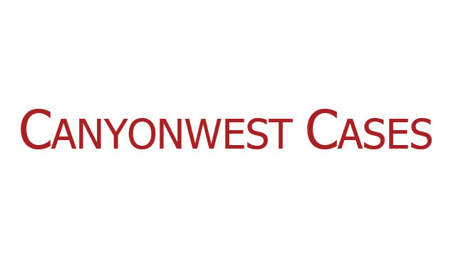 Canyonwest Cases