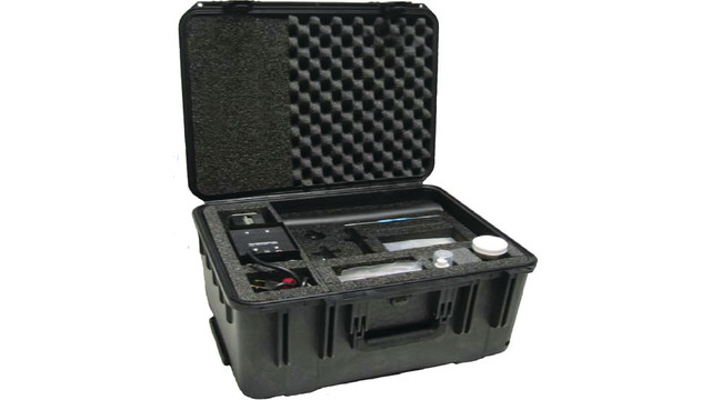 Commercial Aviation Fiber Optic Termination Kit