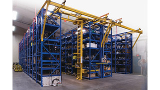Adjustable racking product line