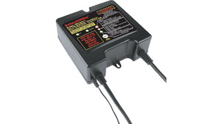 BatteryMINDer Aviation-Specific 12 Volt 12248-AA-S2 Maintenance Battery Charger - Desulfator (Lead-Acid sealed)