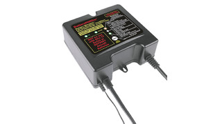BatteryMINDer Aviation-Specific 24 Volt 24041-AA-S2 Maintenance Battery Charger - Desulfator (Lead-Acid sealed)