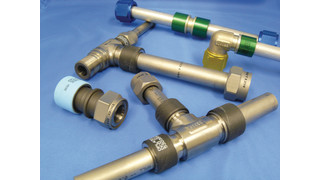 PermaLite tube fitting system