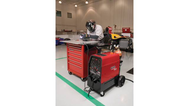 Lincoln Electric TIG 225 welder