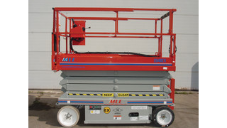 MLE 2646EX scissors lift