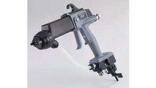 Vector Solo 65 kv cordless electrostatic gun