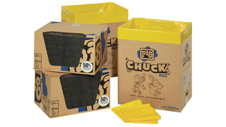 Universal mat with Chuck box