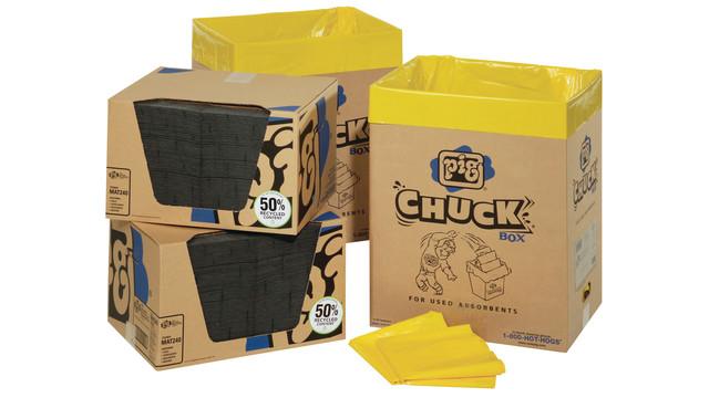 Universal mat with Chuck box
