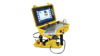STTR InspectCam Laser Measurement system