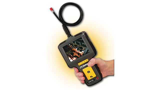 HHB1600 video borescope system